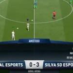 Gran victoria del eSports ante Aural en el debut de VFO (0-3)
