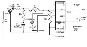 Stickman007's EGR Emulator Wiring  Modifications and