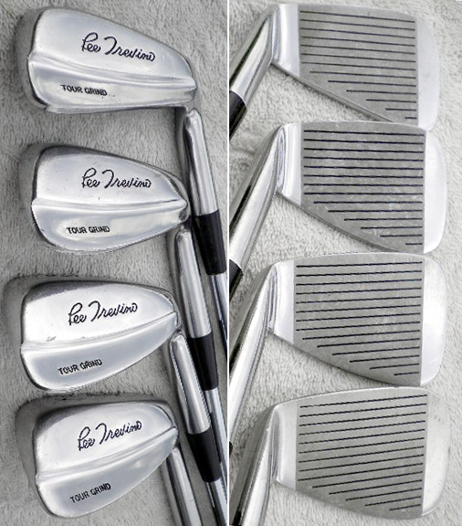 Rawlings Lee Trevino Tour Grind Irons 3 PW