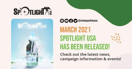 March 2021 Spotlight