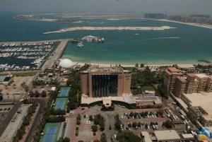 Meridien Hotel w Dubaju