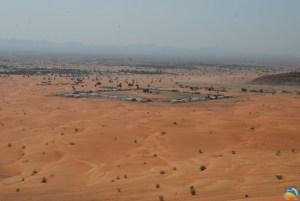 Oaza na pustyni w Dubaju