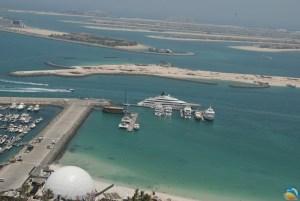 Sztuczna Wyspa Palm Jumeirah