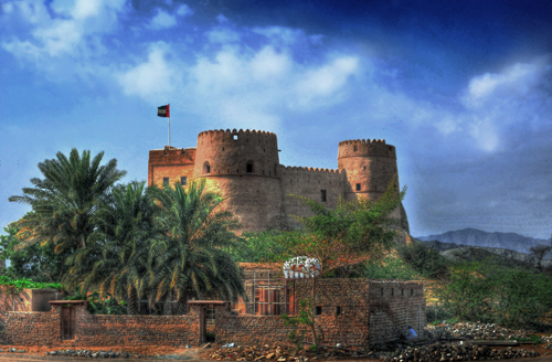 al_fujairah_fort