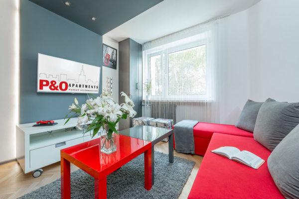 P&O Apartments - dobry pomysł na nocleg w Warszawie