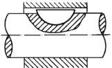 Woodruff key design