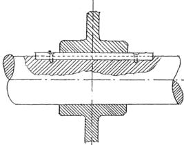 feather key design