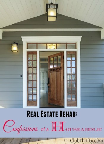 I am ashamed to admit this but...my name is Holly...and I have a problem. I am addicted to real estate. Please feel free to read on and share in my story.