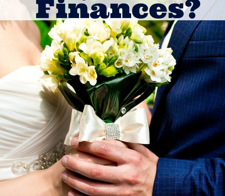 Combining Finances: Holly's Perspective