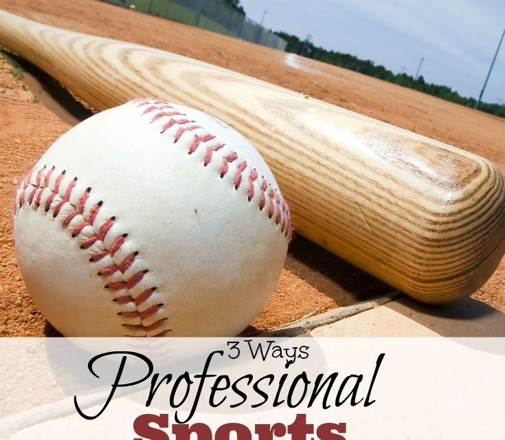 Professional Sports: The Opiate of the Masses