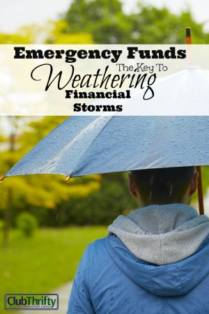 Nobody knows if a financial crisis is in store for them. Learn why an emergency fund is your key to preparing for any financial storm coming your way.