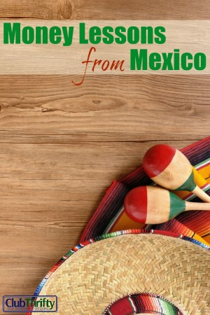 Traveling to Mexico? Make sure you have your money situation straight before you go. Here are 3 money lessons from Mexico we learned on our recent visit.