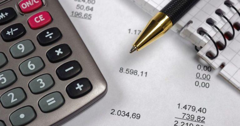 Club Thrifty August Budget Breakdown
