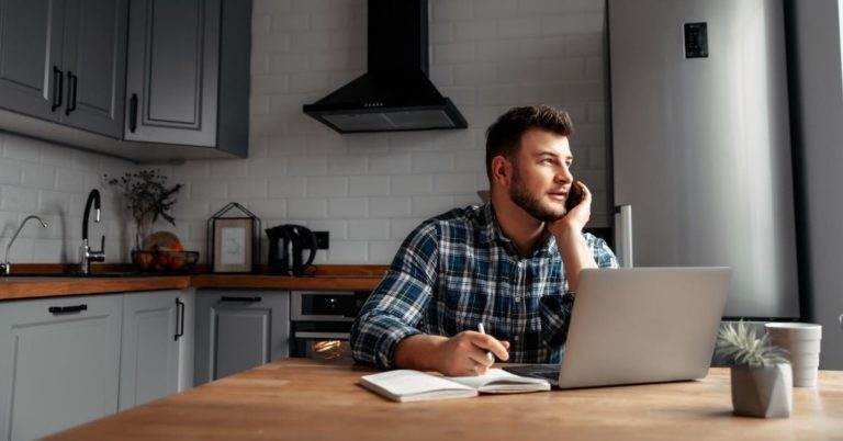 Working at Home: Pros and Cons