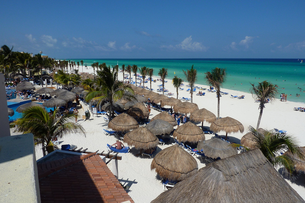 Viva Wyndham Maya Review, Playa del Carmen