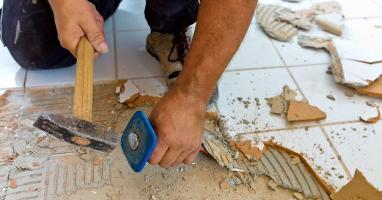 January Budget Breakdown and Home Remodeling Fun