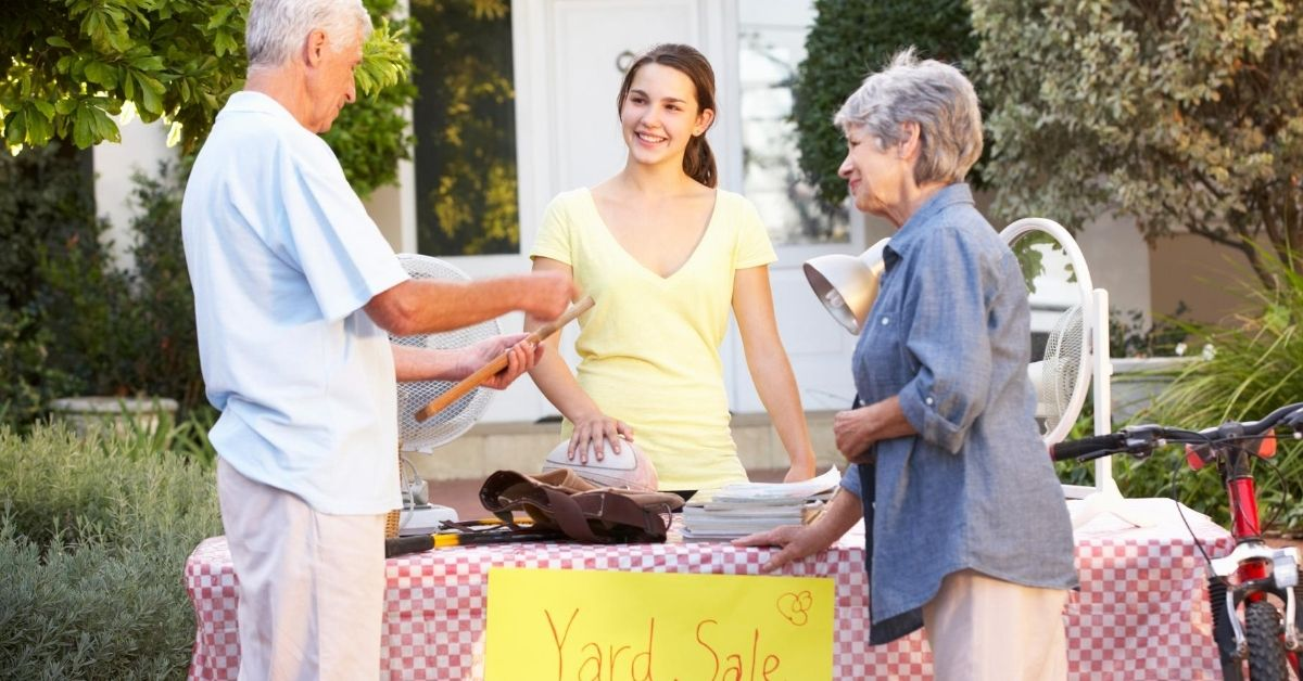 Winning: How to Have a Successful Garage Sale