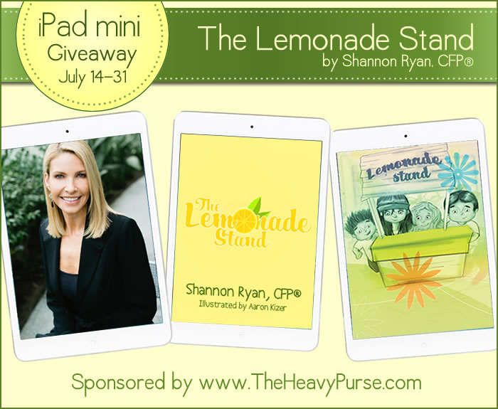 The Lemonade Stand: Children's Book Review