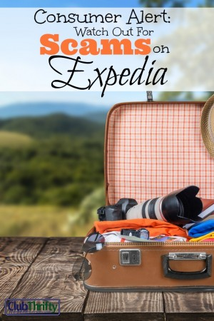 When booking your vacation, make sure to watch out for scams on Expedia.com. If you're not careful, you may get the old bait and switch!