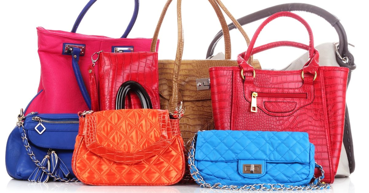 Birkin Bags are Stupid - picture of colorful purses
