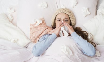 How the Flu Saved Me Money