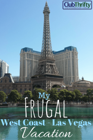 Is it possible to have a frugal west coast vacation? Read this post for details on how I made it happen.