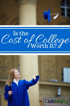"""Is the cost of college worth it? According to the experts, the answer is a resounding """"yes."""""""