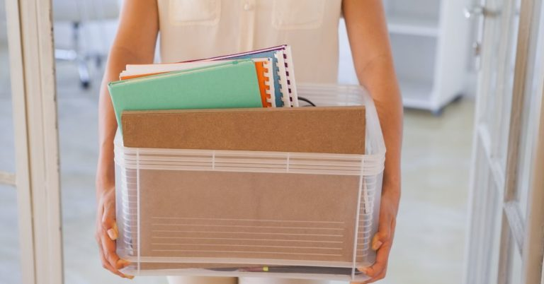What Should You Do if You're Laid Off?
