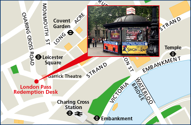 London Pass Ticket Center