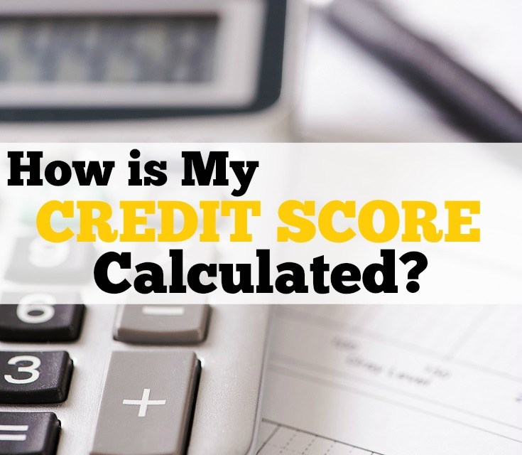 How is My Credit Score Calculated?