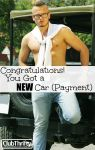 Congratulations, You Got a New Car (Payment)