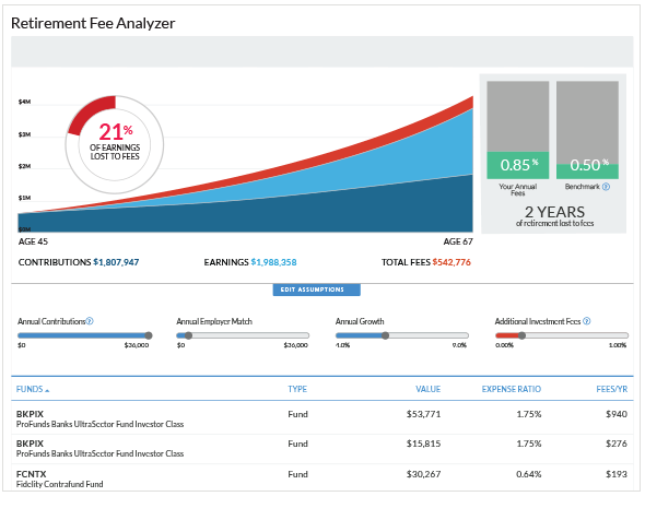 fee analyzer