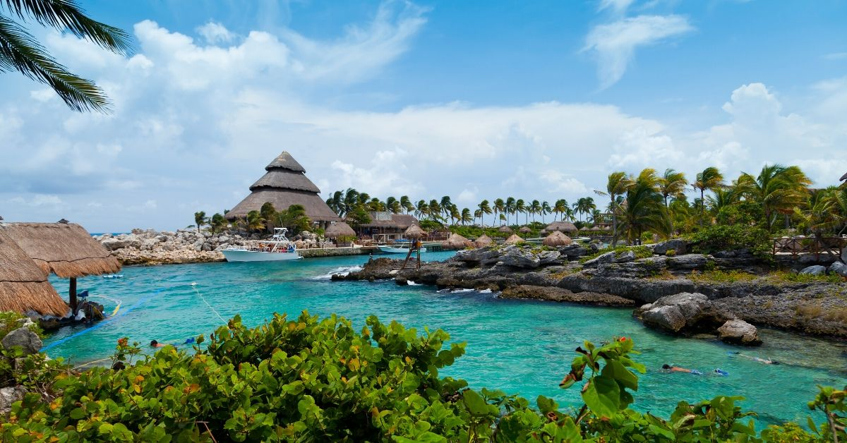 Money Lessons from Mexico - picture of Mayan Riviera