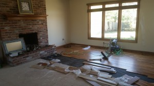 our home remodel