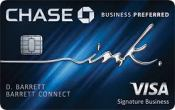 Chase Ultimate Rewards - Ink Business Preferred