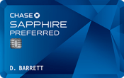 Chase Ultimate Rewards - Chase Sapphire Preferred