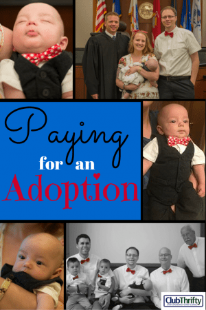 There's no quick and easy way to pay for an adoption. It takes planning and patience. Here are 9 ways to pay without acquiring long-term debt.
