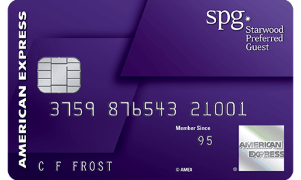 5 Reasons to Get the Starwood Preferred Guest Card