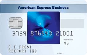 blue for business american express
