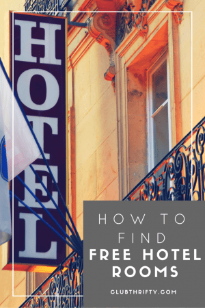 Finding free hotel rooms might seem like hunting unicorns, but these rumors are actually true! Learn how to earn free hotel stays using these 4 tips!