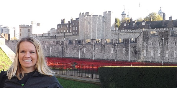 Traveling to the Tower of London with Travel Hacking