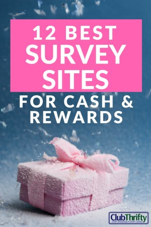 Holy frijoles! Did you know the best survey sites pay cash and rewards for taking surveys? It's true. Find a list of the 12 best survey sites in 2016 here!