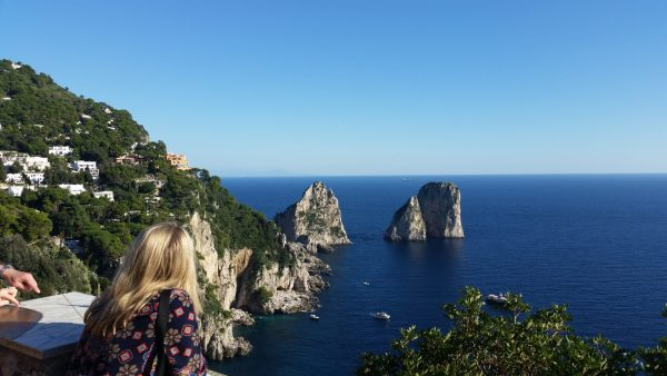 Gardens of Augustus, Capri, Italy