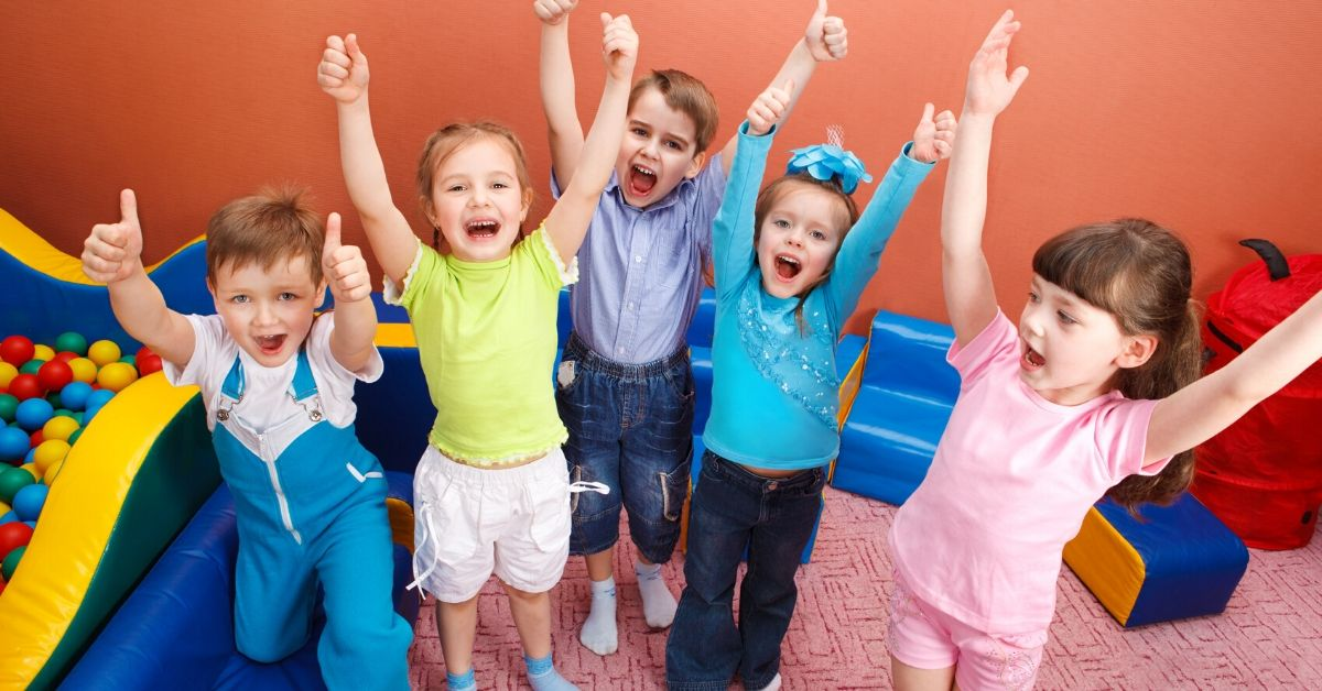 We Quit Paying for Daycare - picture of screaming kids