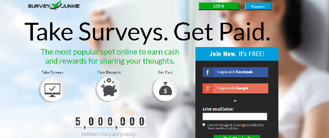 Want to make extra money but don't have much time? In just 25 minutes a day, you can make money taking surveys. Here's how!