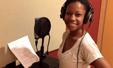 How I Earn a Full-Time Income from Home with My Voice