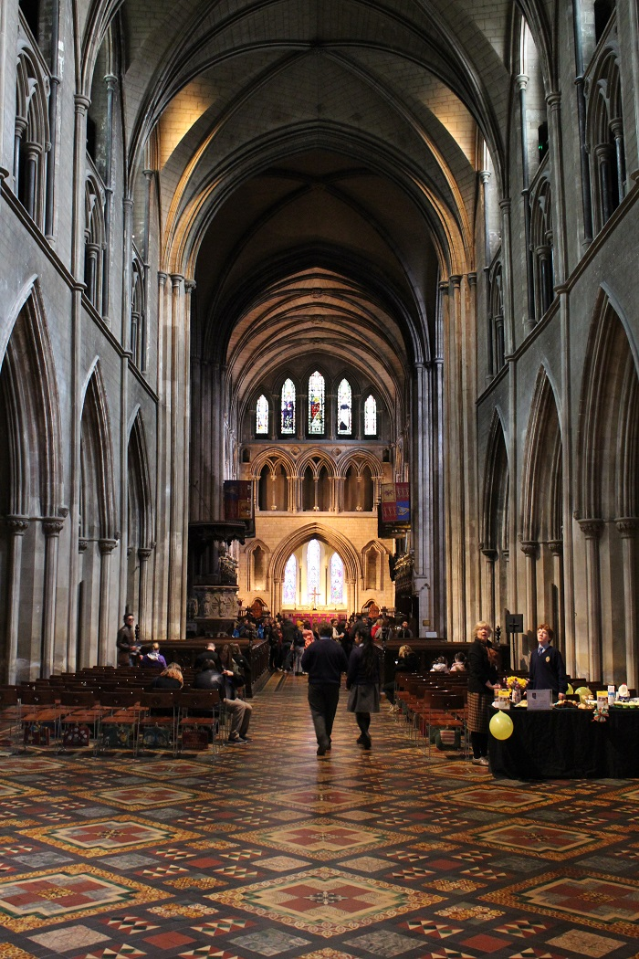 Traveling to Dublin for St. Patrick's Day has always been a dream of mine. Here's a review of our trip, complete with plenty of pictures! St. Patrick's Cathedral