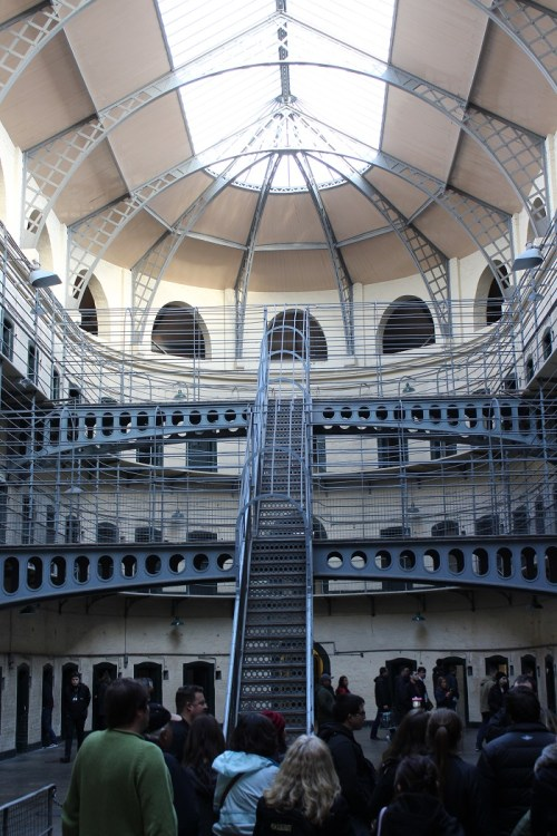 Traveling to Dublin for St. Patrick's Day has always been a dream of mine. Here's a review of our trip, complete with plenty of pictures! Kilmainham Gaol