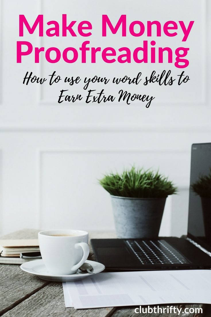 Do you have an eye for mistakes? Becoming a proofreader is a great way to make extra money. It can even improve your own writing! Here's how.