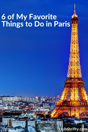 "Looking for things to do in Paris? Our young family recently visited the ""City of Lights"" and loved it. Here are six fun things to do while you're there."